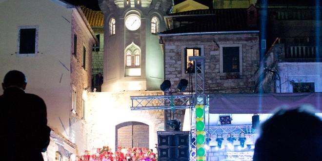 Фестиваль мимозы открыт