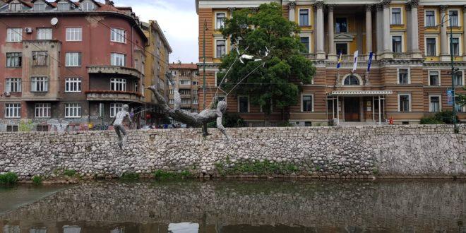 3 дня на Сараево